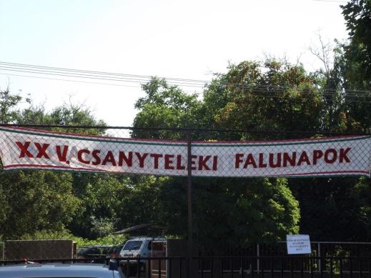 XXV. Csanyteleki falunapok (2015-07-16)
